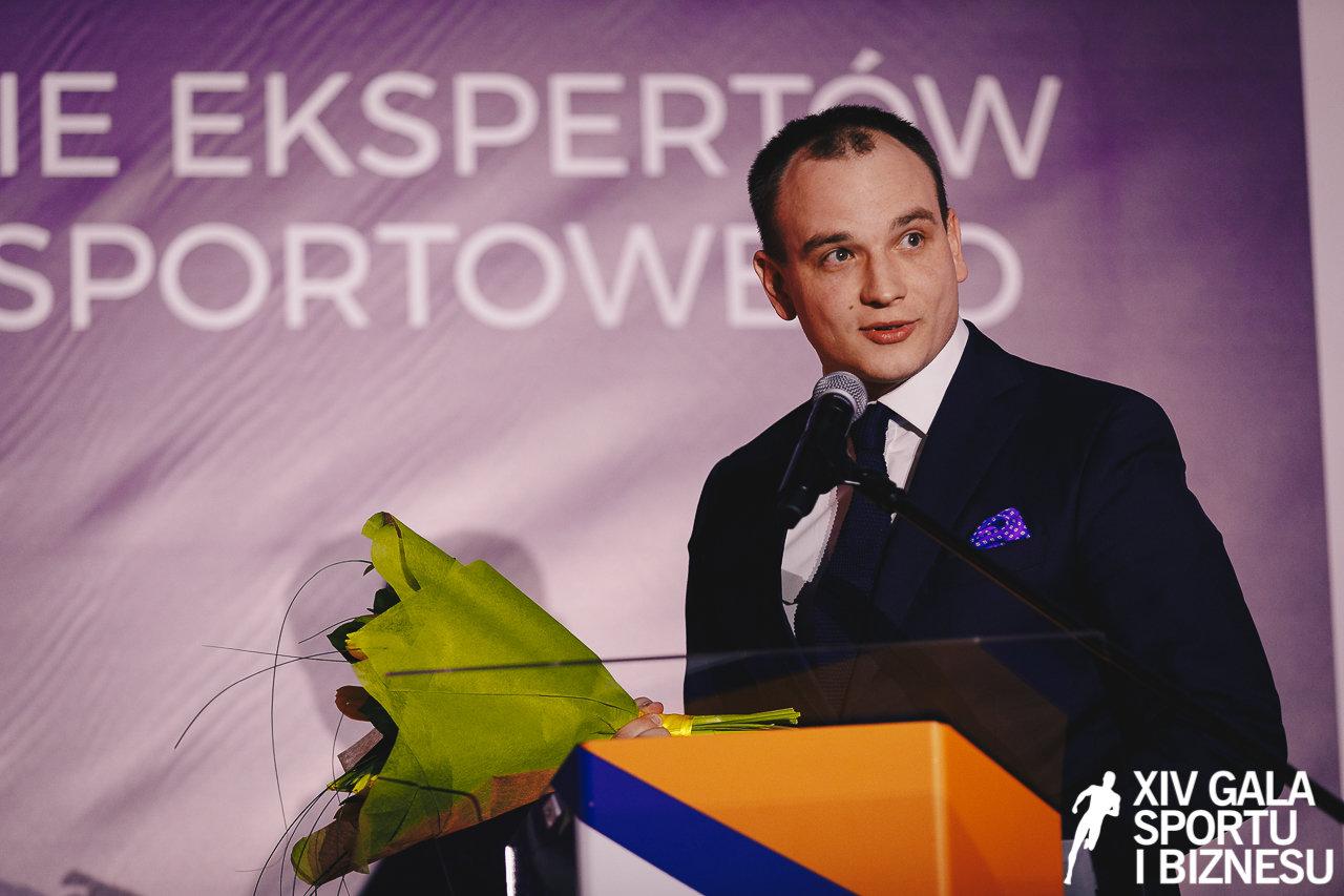 Fantasy Expo zdobywa nagrodę podczas SPORTBIZ – Forum Sportu i Biznesu 2018