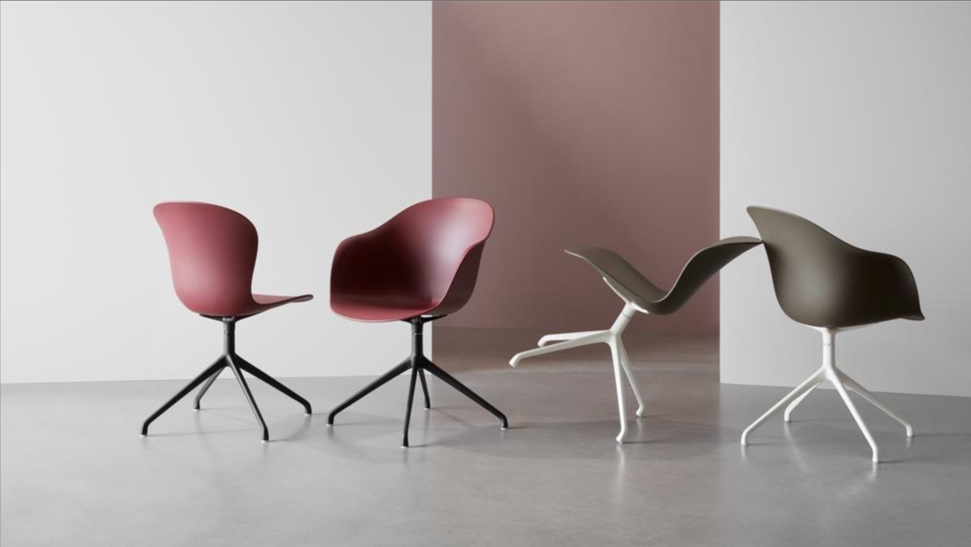 Nowe kolory krzeseł Adelaide
