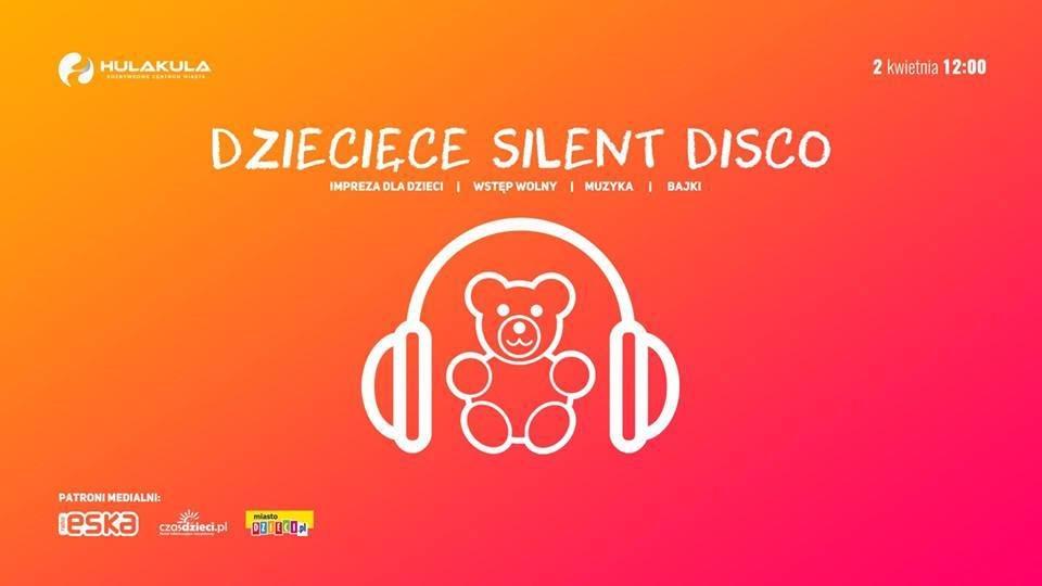 Hulakula - Rozrywkowe Centrum Miasta zaprasza na Dziecięce Silent Disco