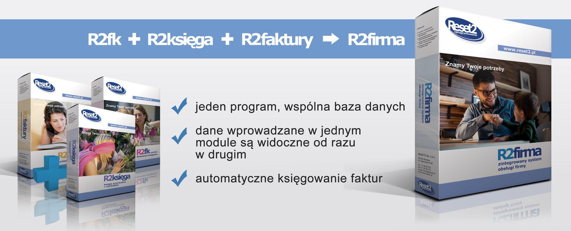 Nowy sposób autoryzacji w programie R2firma. Deklarację JPK-VAT podpiszesz przychodem