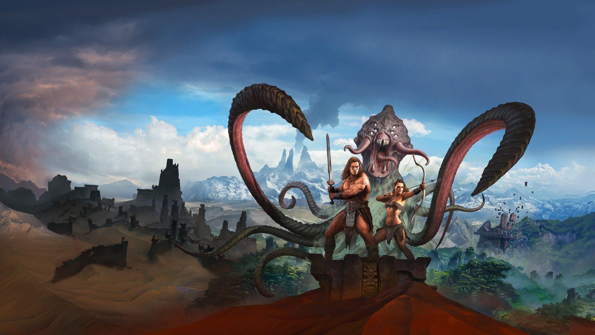 Walka o przetrwanie w brutalnym świecie Conana Barbarzyńcy