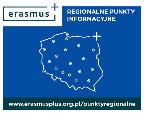 Wybrano Regionalne Punkty Informacyjne programu Erasmus+