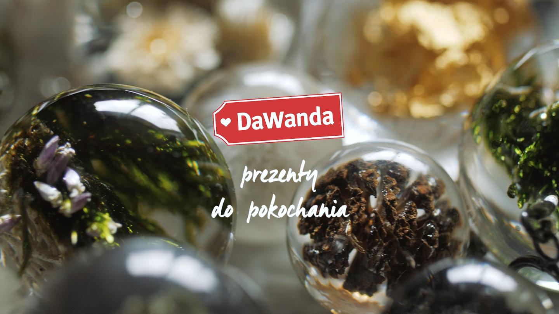DaWanda.pl promuje prezenty do pokochania z Sylwią Całus