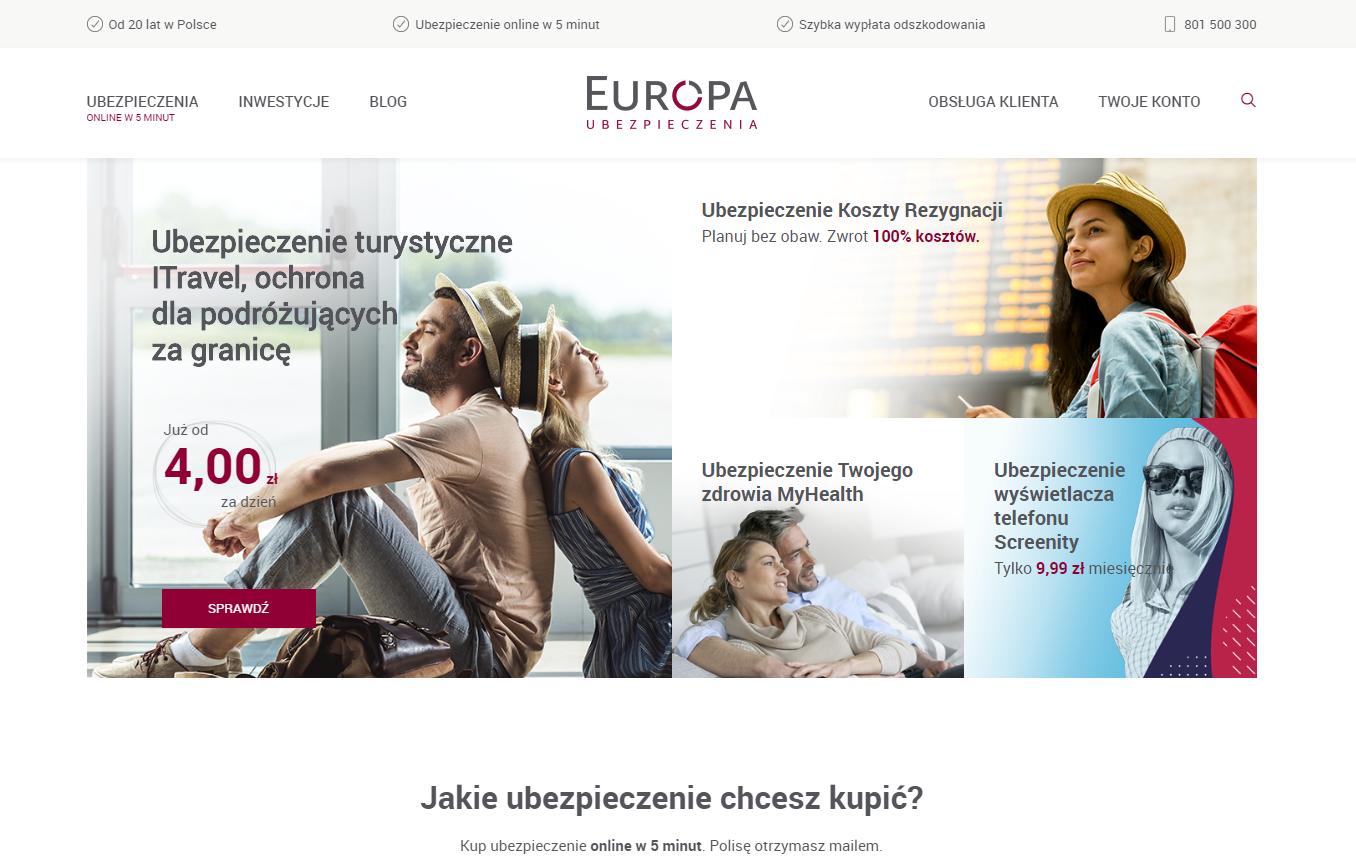 Grupa Europa stawia na e-commerce