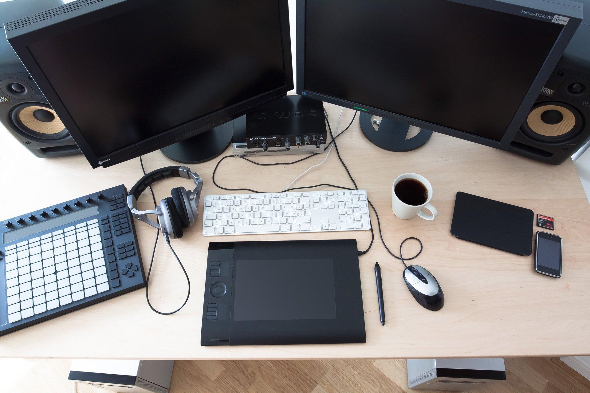 5 najważniejszych cech komputera do montażu wideo i obróbki foto