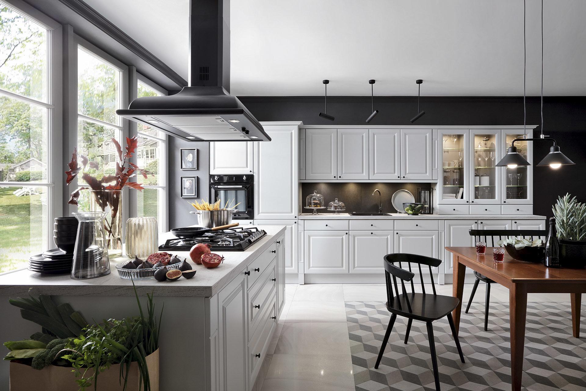 poznaj 5 krok243w do zaprojektowania idealnej kuchni z black