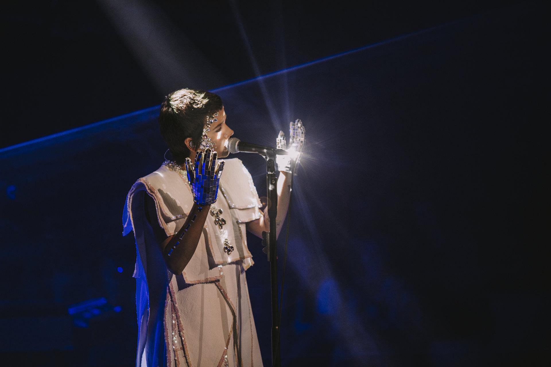 """Brodka """"bez prądu"""" w dżinsowym projekcie od marki Levi's- niesamowity koncert MTV Unplugged"""