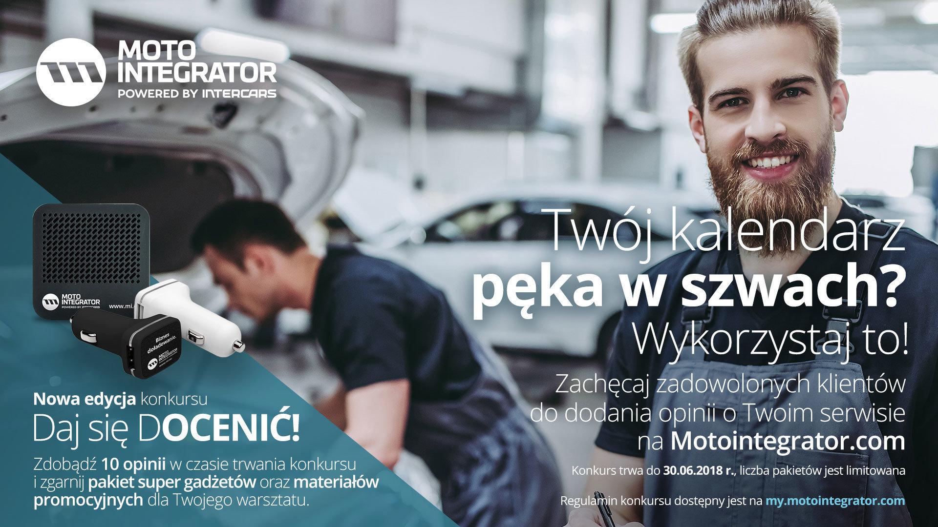 Motointegrator.com rusza z nową edycją konkursu dla warsztatów