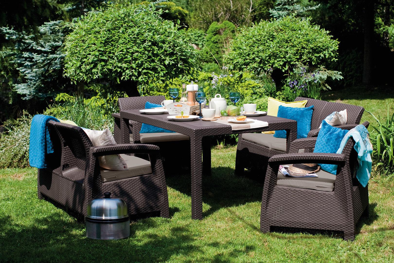 Czas na relaks w ogrodzie. Nowość – meble ogrodowe!