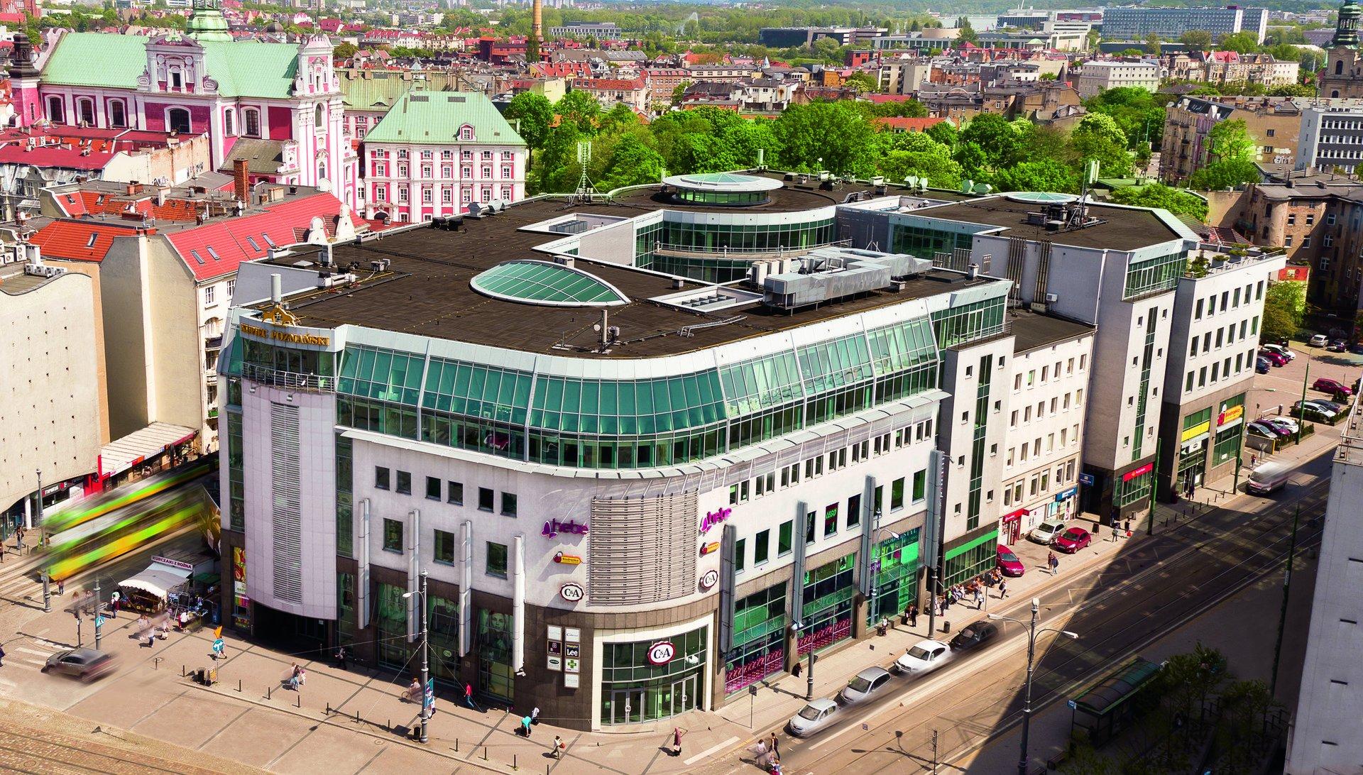 Agencja BNP Paribas Real Estate Poland wprowadziła do Kupca Poznańskiego firmę z sektora IT