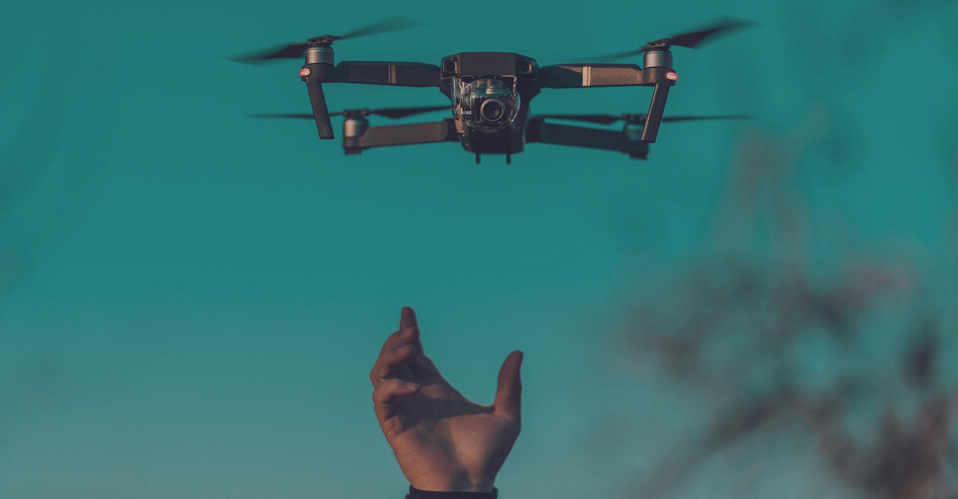 Drony – wciąż zabawka, czy już przyszłość marketingu?