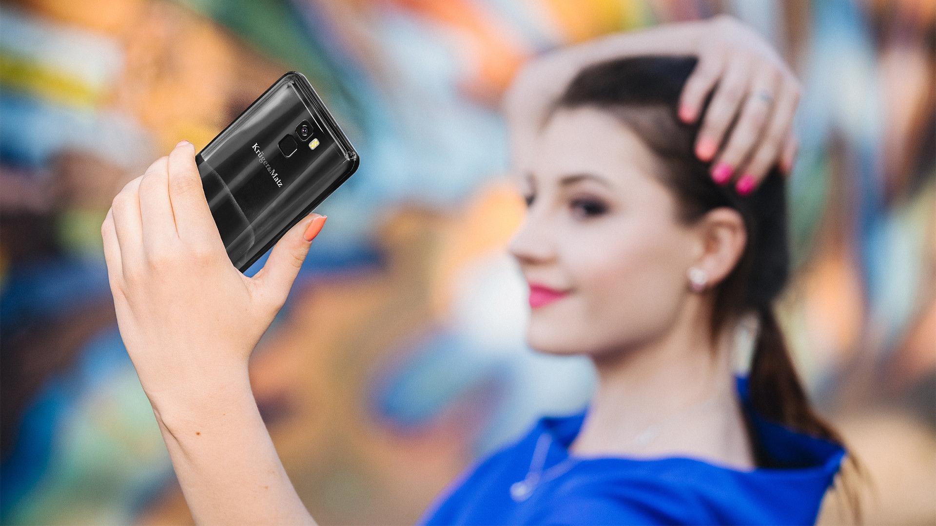 Nowy smartfon LIVE 6+ w ofercie Kruger&Matz