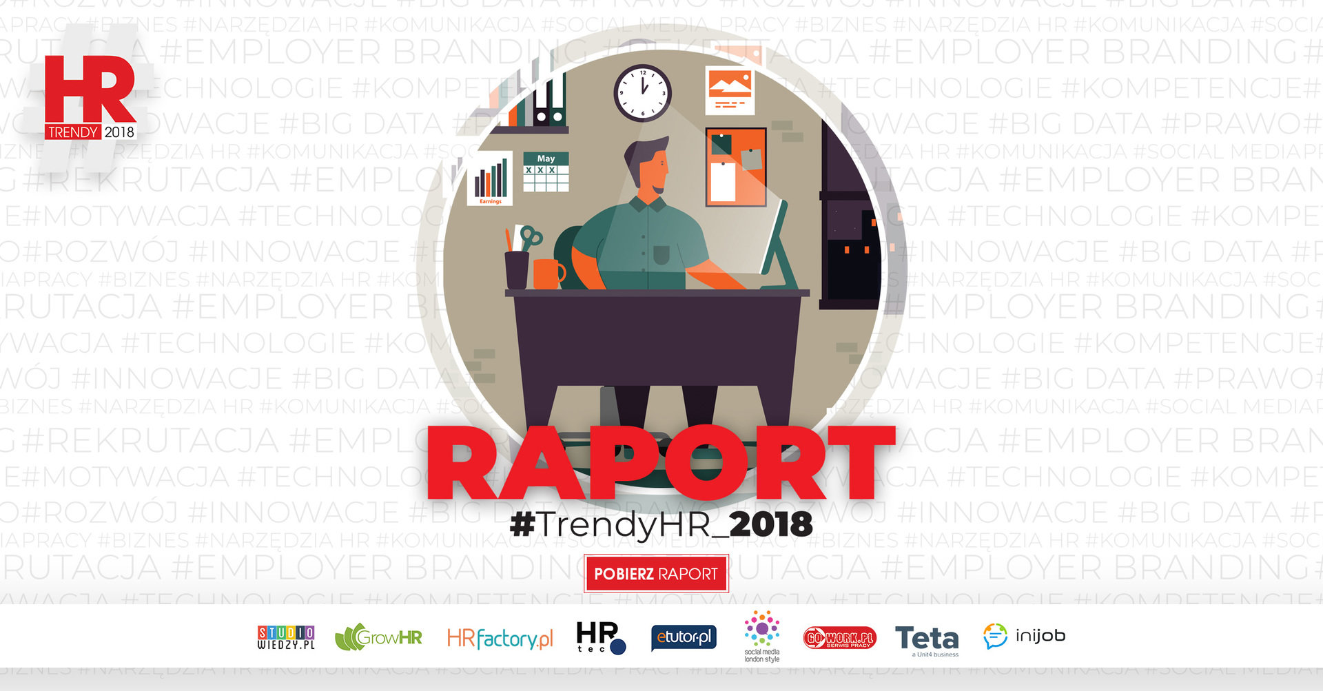 Social Media London Style partnerem raportu #TrendyHR 2018