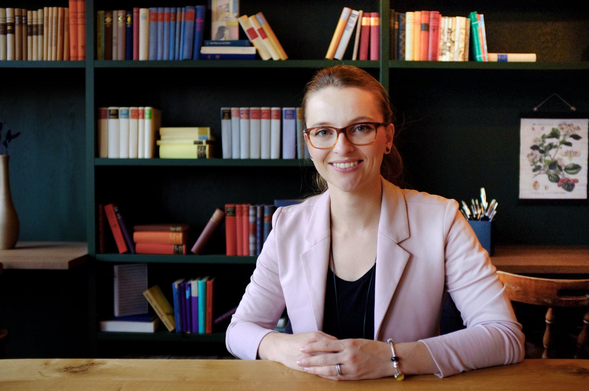 Ewa Treitz in European Innovation Council
