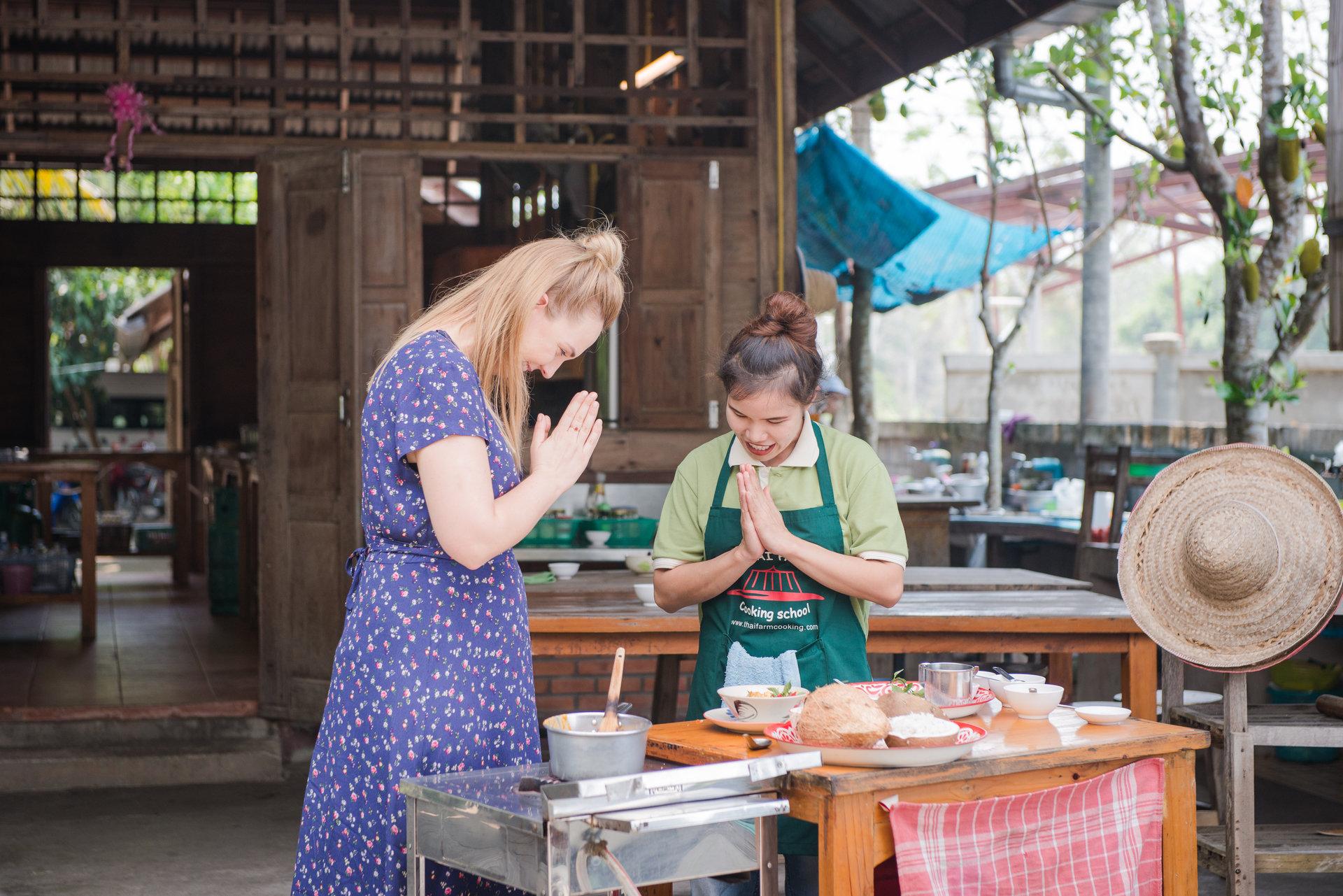 Zielona rewolucja w tajskiej harmonii smaków – Marta Dymek w Tajlandii