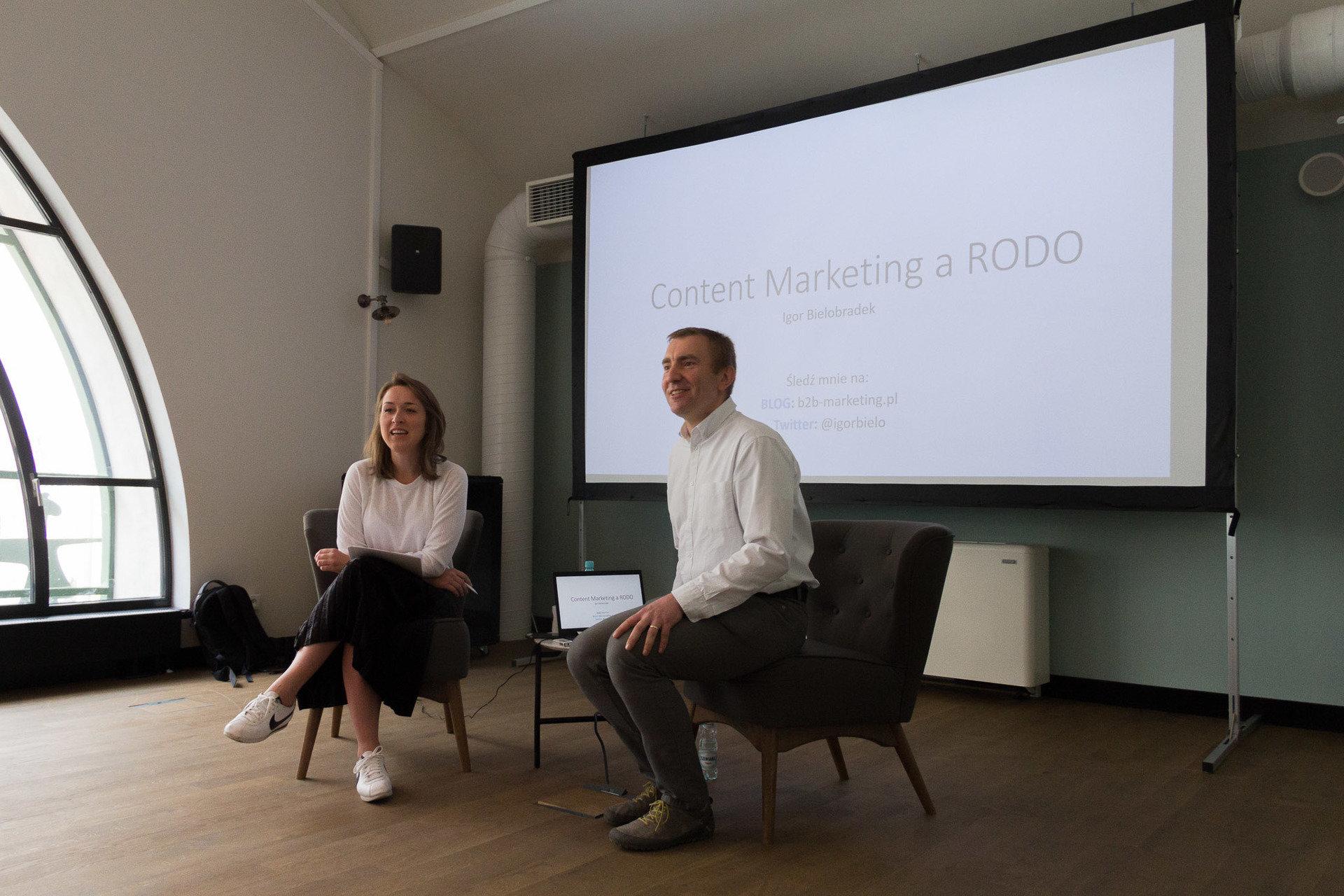 Czym dla content marketingu jest RODO?