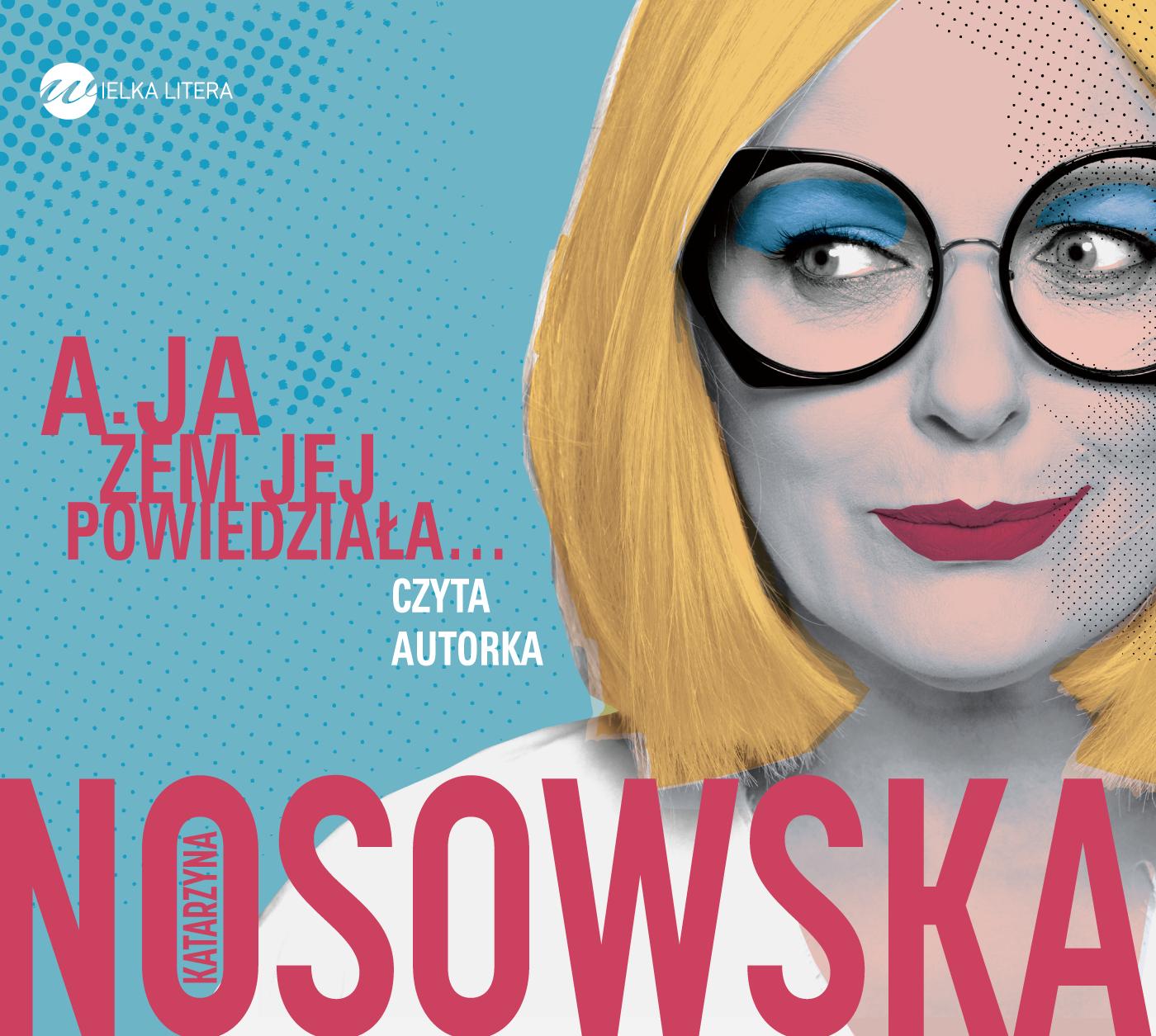 Przedpremierowa odsłona książki Katarzyny Nosowskiej już do odsłuchania na Storytel! Czyta sama Nosowska