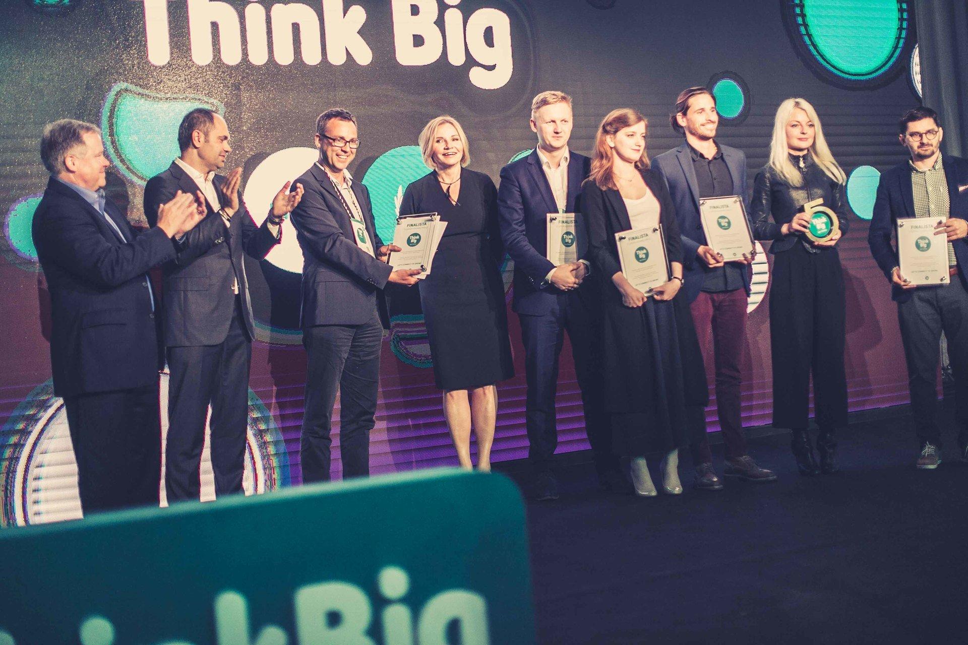 Vintom zwycięzcą jubileuszowej, 5. edycji programu THINK BIG, prowadzonego przez UPC Biznes