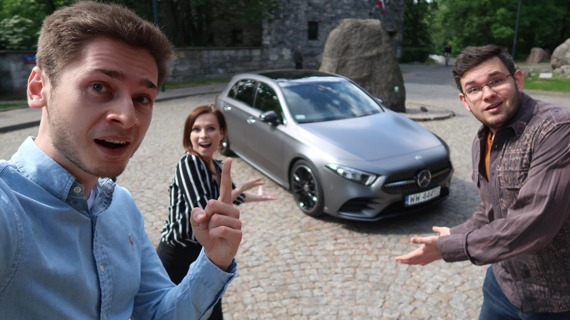 Marki premium otwierają się na YouTube:  Mercedes-Benz rusza z kampanią z udziałem youtuberów