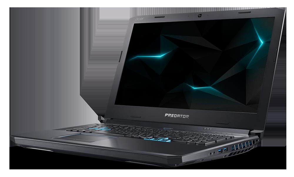 Nadszedł czas potęgi. Predator Helios 500 z procesorem Intel Core i9+ i kartą graficzną NVIDIA GeForce GTX 1070