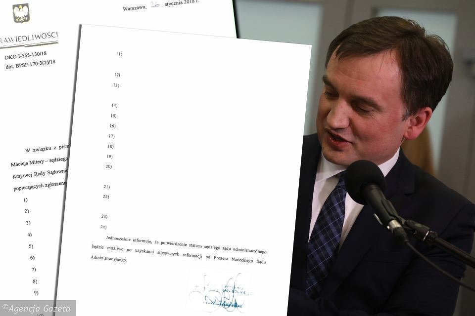 """""""Wszyscy płacimy za kretynizm dobrej zmiany"""" - Wojciech Maziarski o orzeczeniu sądu w sprawie ODF."""