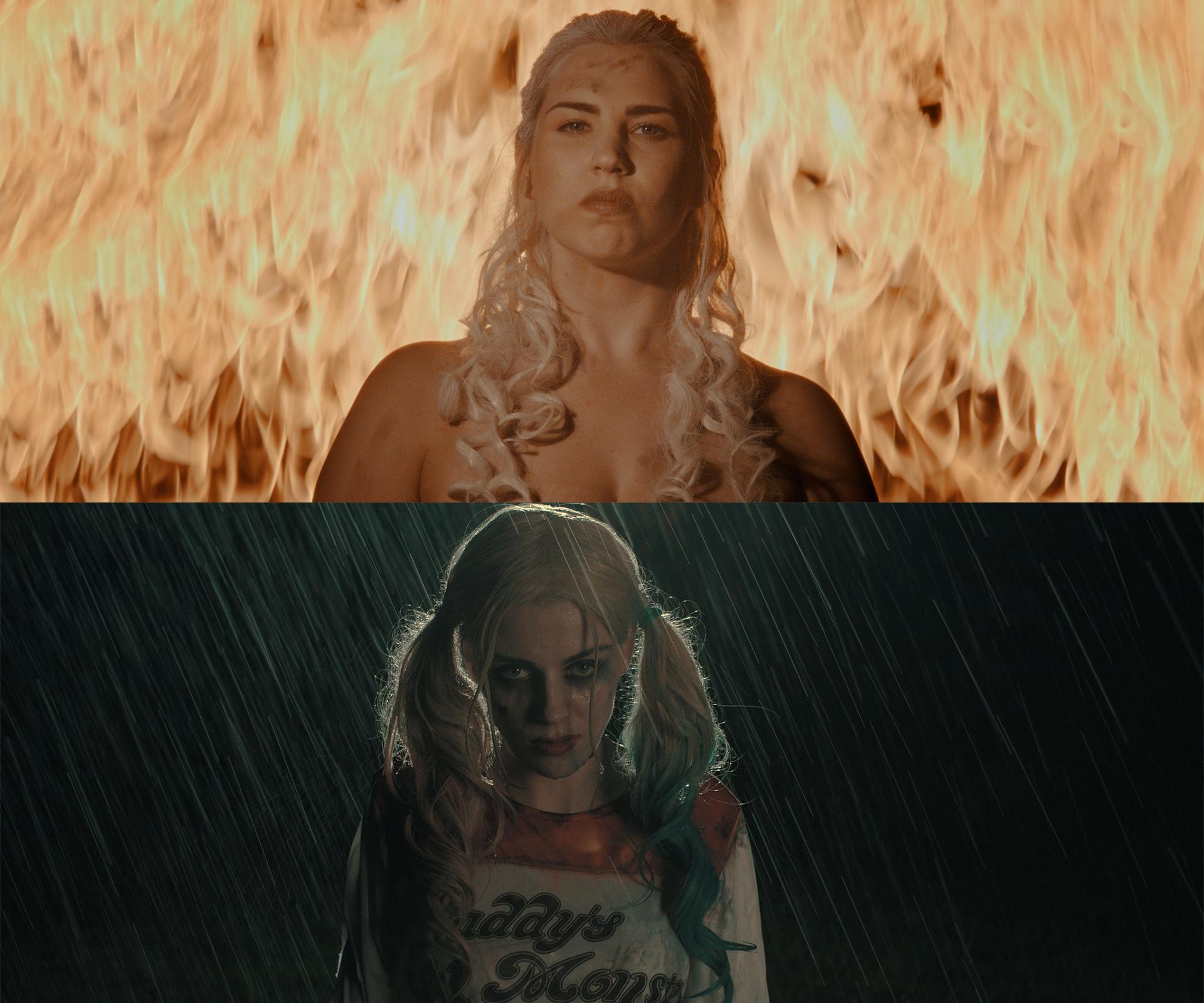 Harley Quinn i Daenerys Targaryan w muzycznym pojedynku! Premiera nowego SzpaRAPu w Dniu Dziecka