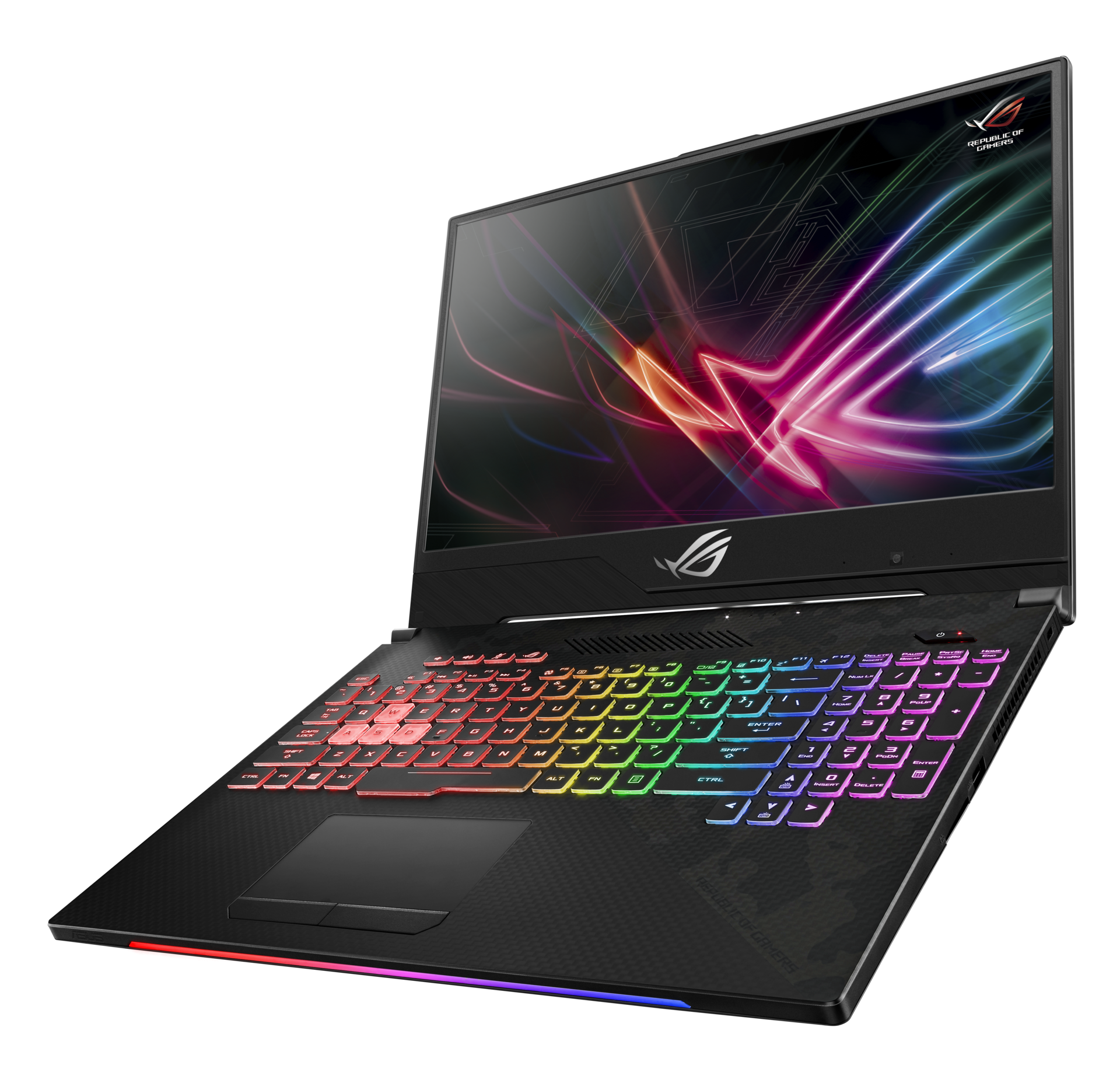 ASUS Republic of Gamers prezentuje laptopy Strix SCAR Edition i Hero Edition