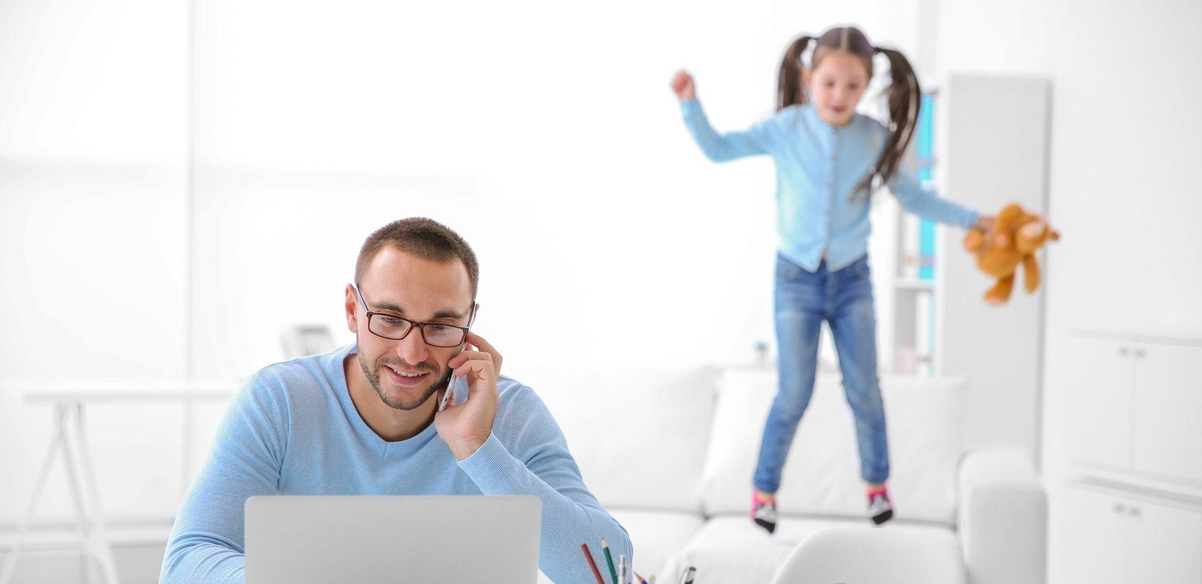 Trudna sztuka równowagi. Work-life balance polskich rodziców
