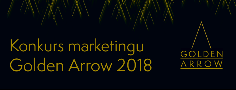 Już wkrótce poznamy najlepsze projekty marketingowe. Ogłoszono nominacje do nagród Golden Arrow 2018!
