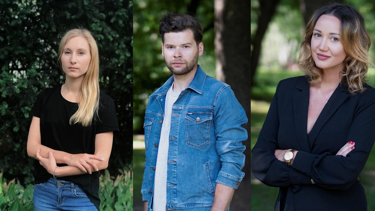 LifeTube powiększa zespół o trzy nowe osoby. Małgorzata Figat, Domnika Bargieł i Marcin Skalski dołączają do firmy