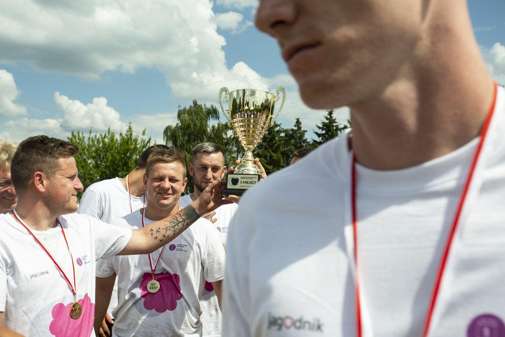 Polacy wygrali Jagodowe Mistrzostwa Świata w Piłce Nożnej