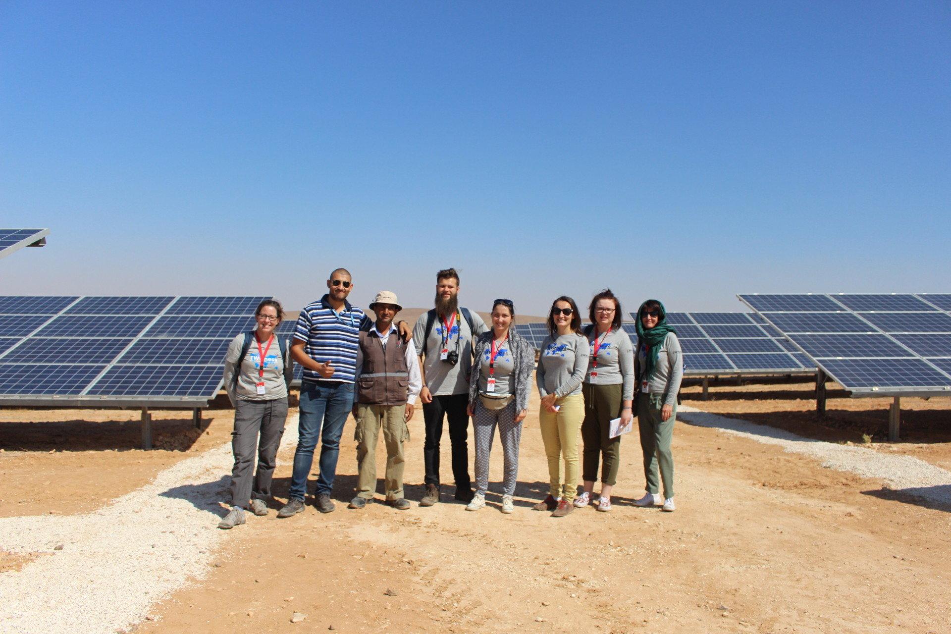 Pracownicy IKEA z Polski opisują swoją podróż do Jordanii - życie w obozach dla uchodźców