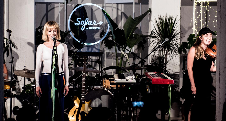Koncert Sofar by Redd`s – uczta dla ucha, duszy i podniebienia.