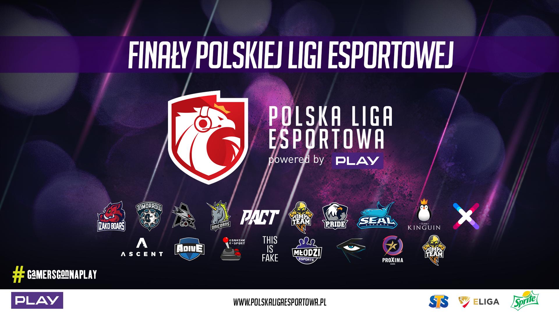 Polska Liga Esportowa: Gra o tron - czas na finały!