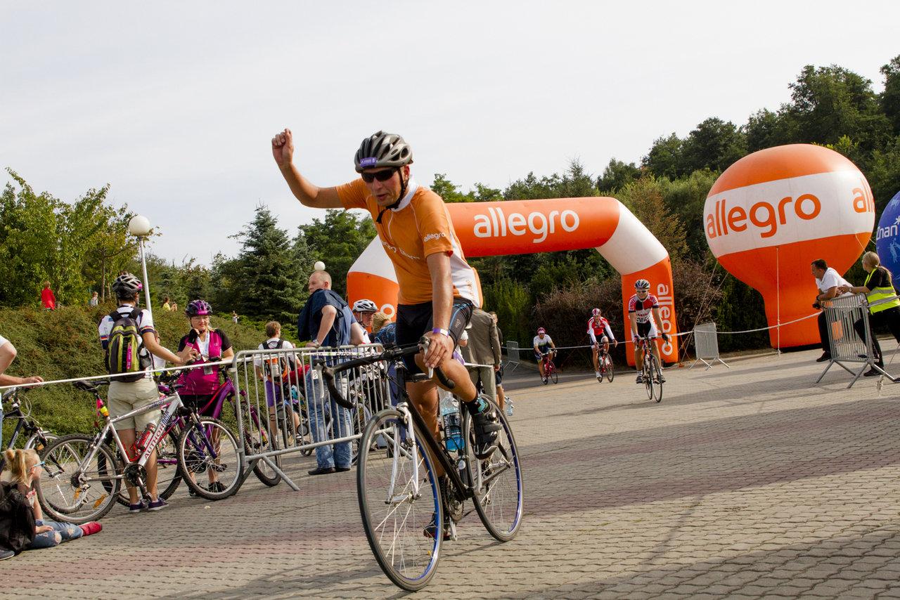 Allegro jechałow Bike Challenge