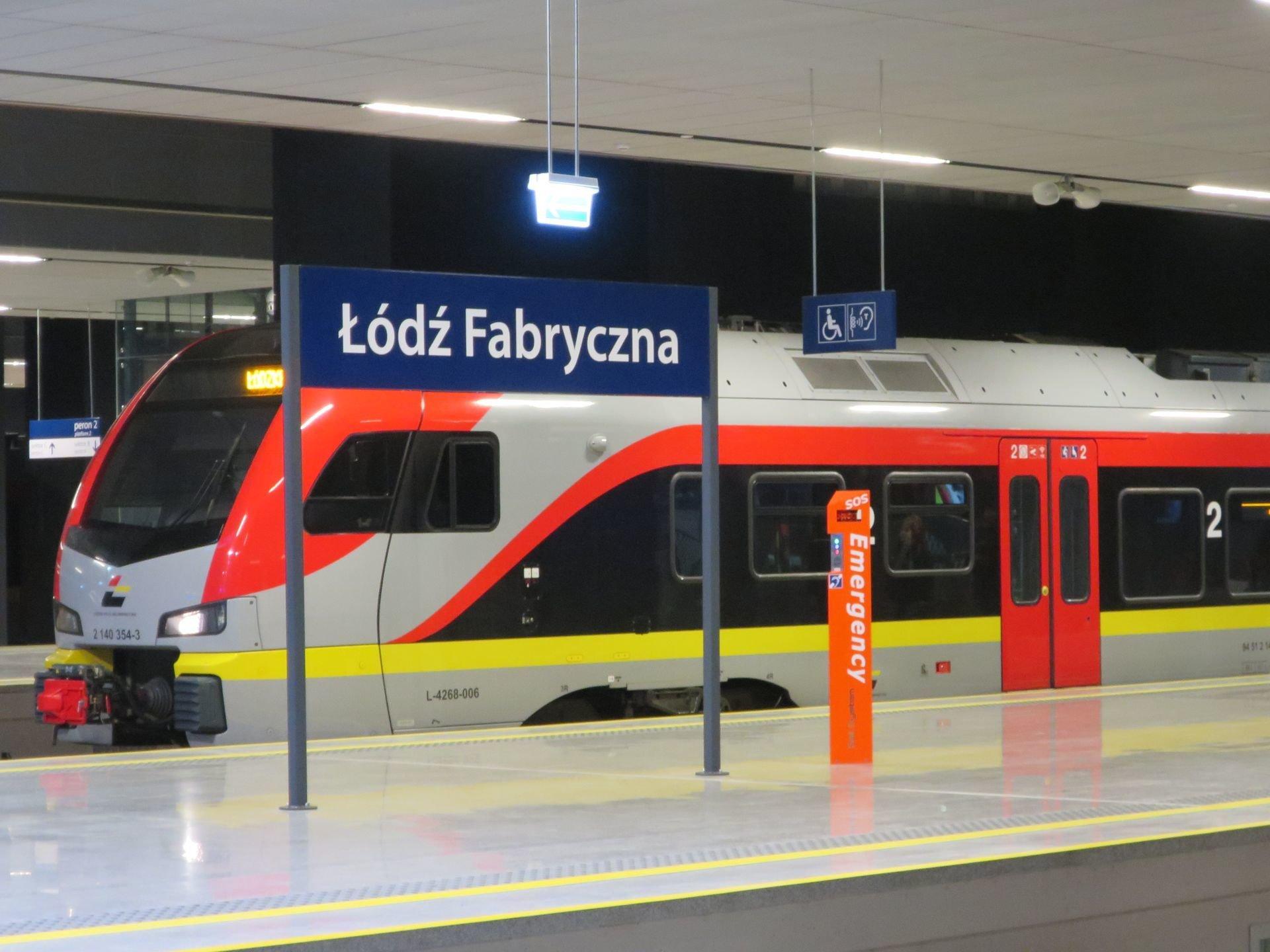 Bilety okresowe Łódzkiej Kolei Aglomeracyjnej już dostępne w SkyCash