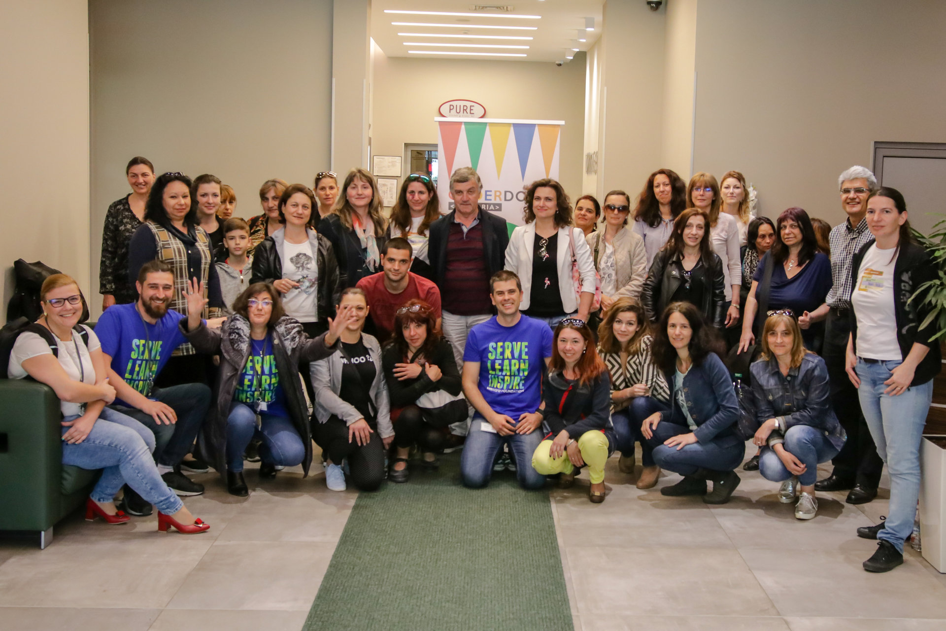 VMware Team Collaborates with CoderDojo Bulgaria to Bring Programming Clubs to More Bulgarian Youth