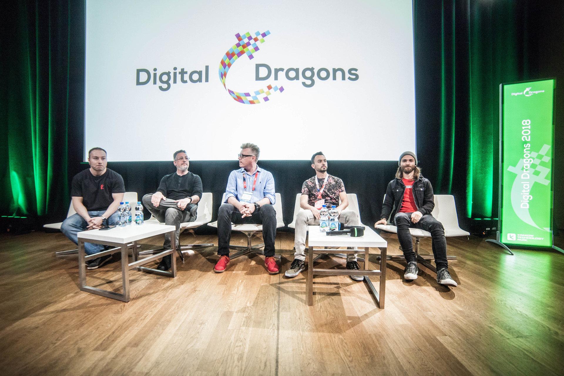 Prelekcje z Digital Dragons 2018 już dostępne