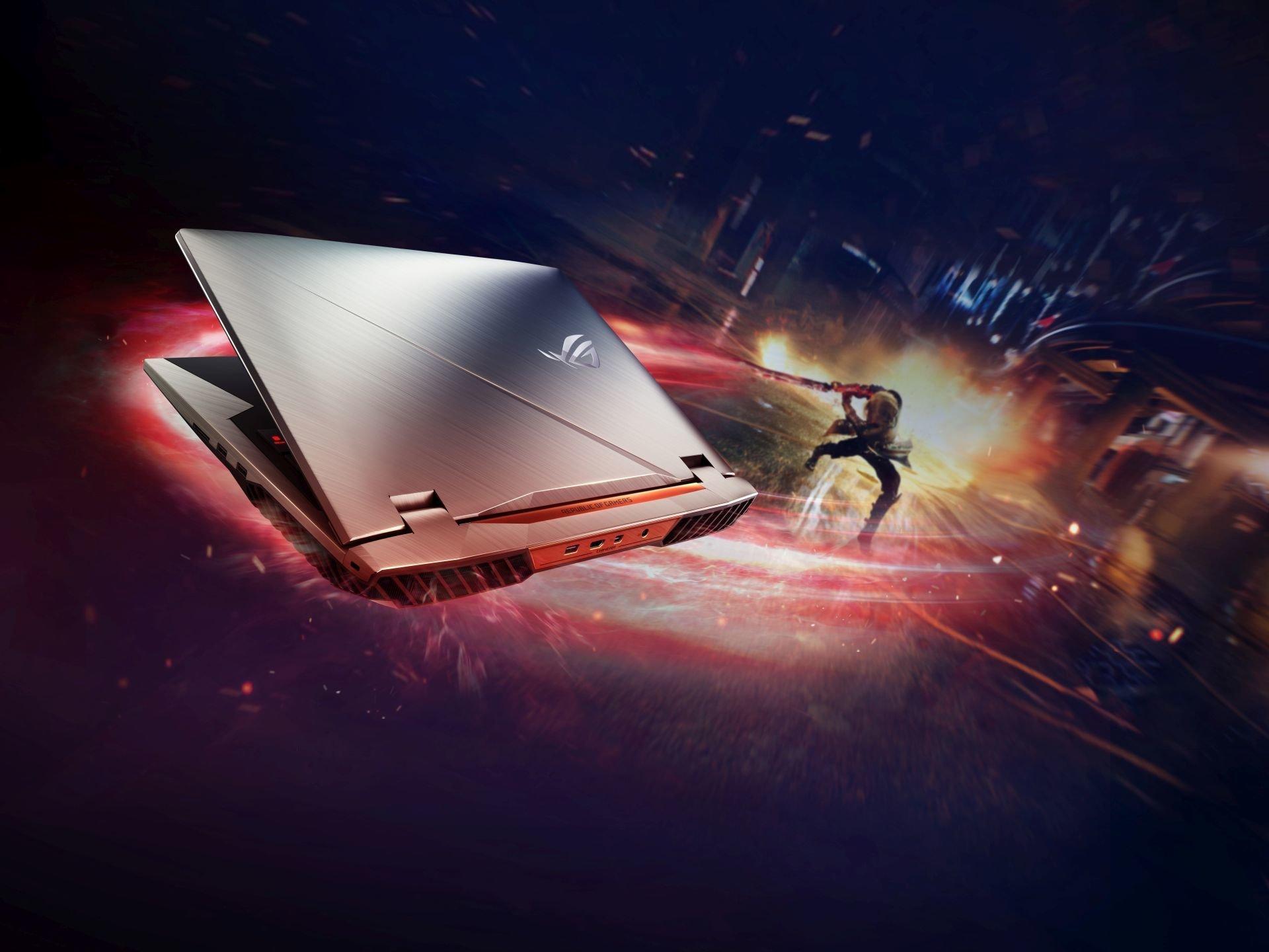ASUS Republic of Gamers G703 – moc w nowym wydaniu