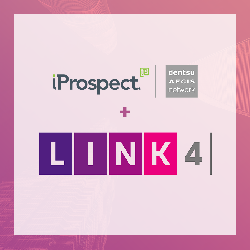 iProspect wypromuje subbrand LINK4