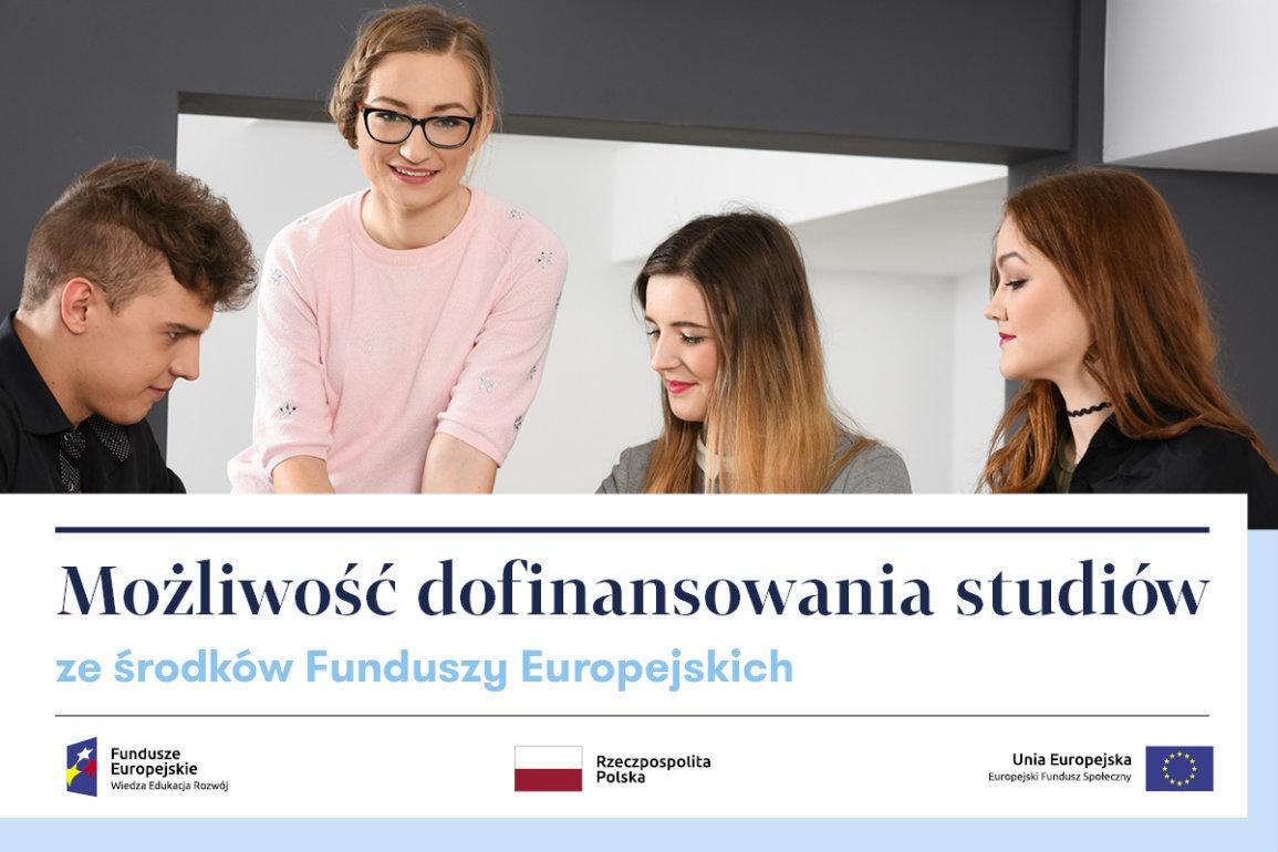 Rusza rekrutacja na studia dofinansowane