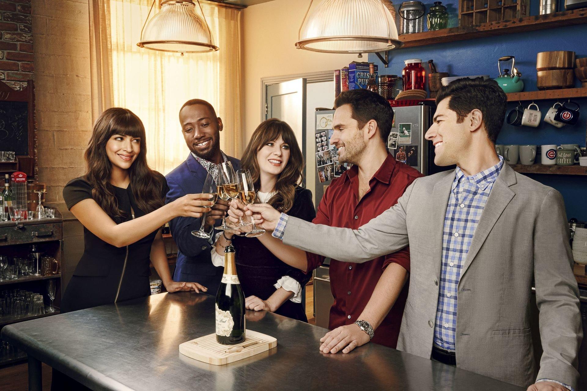 """Jess wraca razem z chłopakami! Finałowy 7. sezon produkcji """"Jess i chłopaki"""" już 15 lipca tylko na FOX Comedy!"""