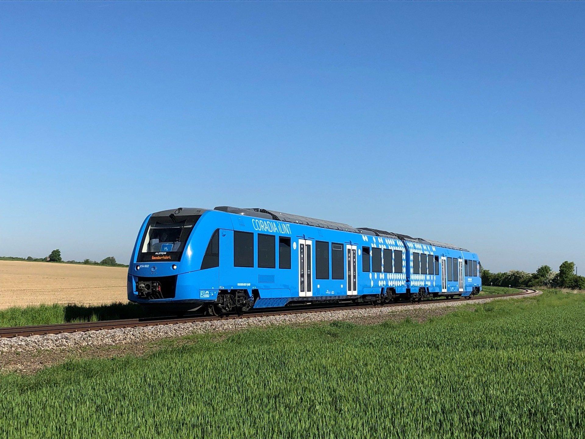 Coradia iLint, pociąg o napędzie wodorowym, otrzymał zezwolenie na eksploatację w niemieckich sieciach kolejowych