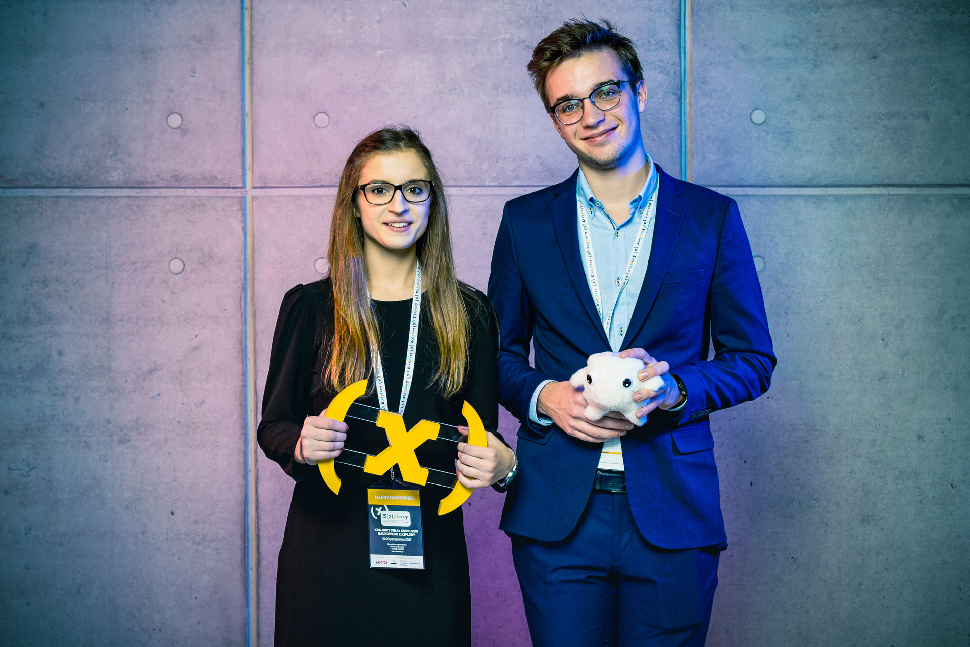 Polscy biolodzy i chemicy na największych w Europie Międzynarodowych Targach dla młodych innowatorów