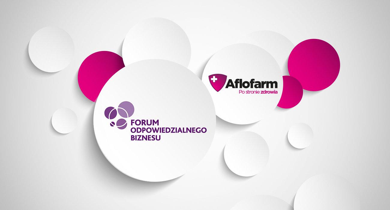 Aflofarm członkiem Forum Odpowiedzialnego Biznesu