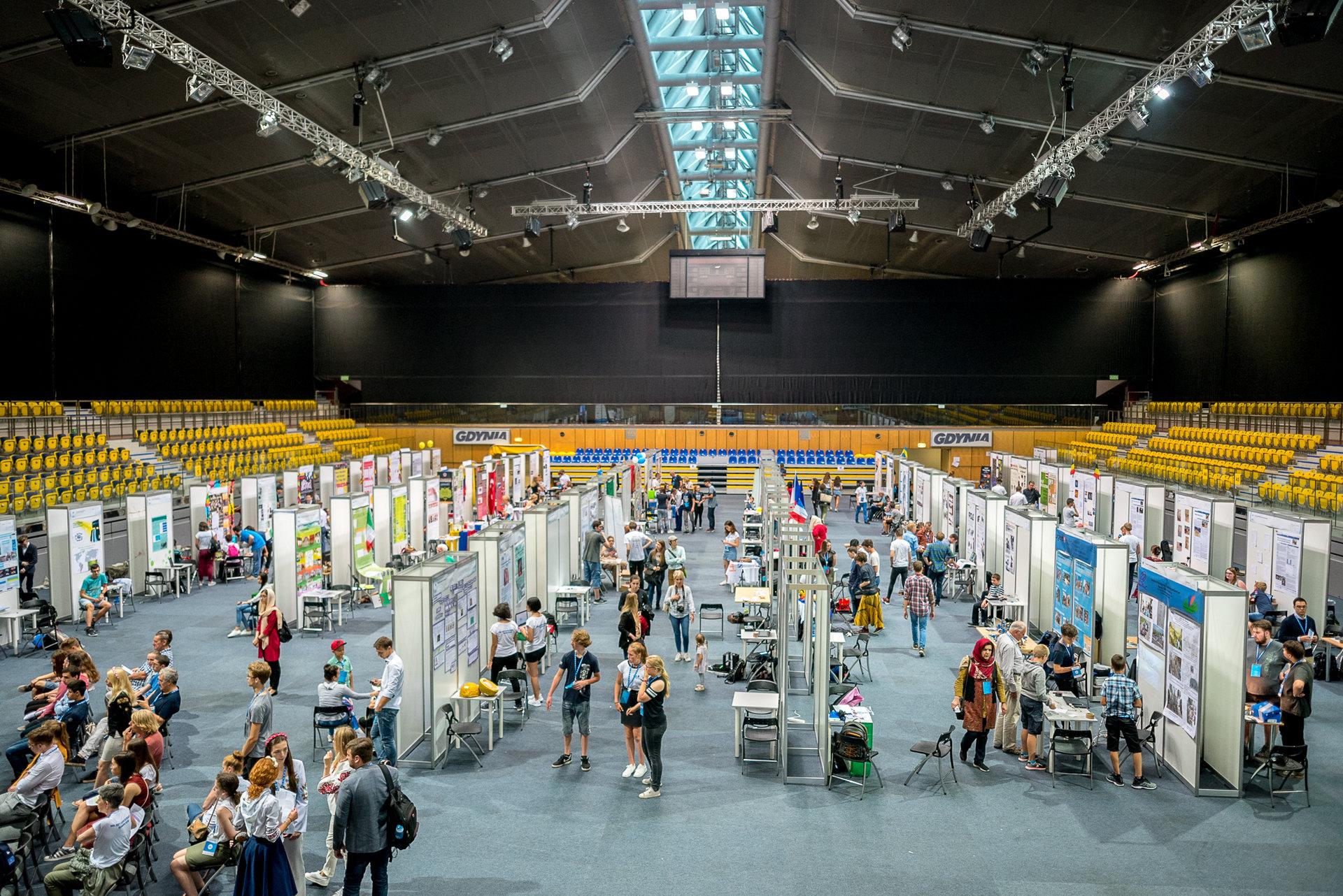 Trwają największe w Europie międzynarodowe targi dla młodych innowatorów