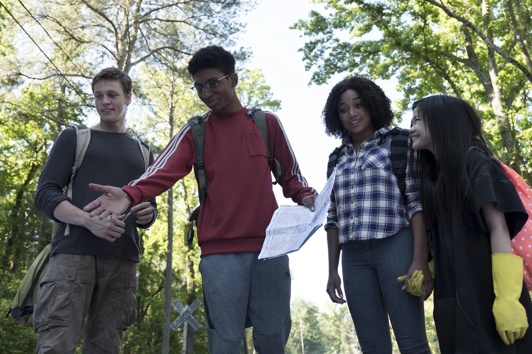 """""""Mroczne umysły""""  film na podstawie bestsellerowej powieści dla młodzieży autorstwa Alexandry Bracken w kinach już od 24 sierpnia"""