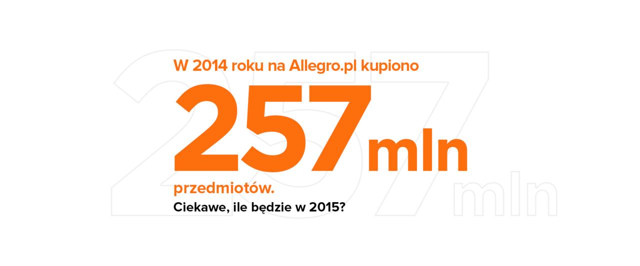 Liczba Tygodnia.Przedmioty kupione na Allegro