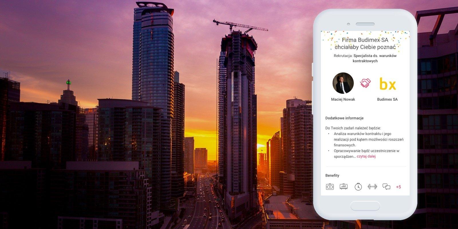 Emplobot u Budimeksu nominowany do Digital Communication Awards