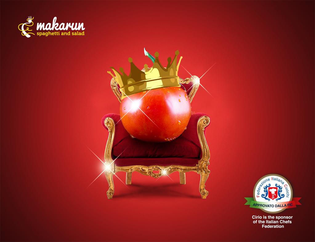 Agencja Publicum wykreowała pomidorową kampanię Makaruna